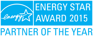 2015 Energy Star Partner of the Year